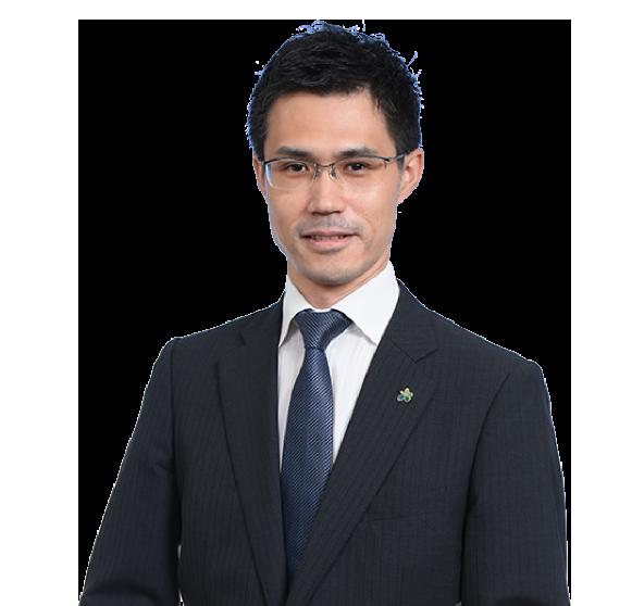 税理士法人あおばの松尾 潤さんの写真