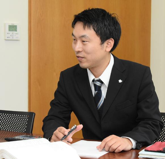 税理士法人あおばのスタッフの写真06